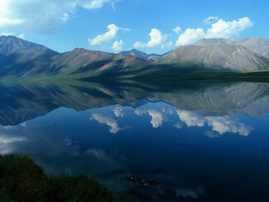 Alaska's Arctic National Wildlife Refuge.