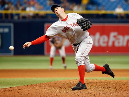 Brad Ziegler will join his fourth big-league team in his career after signing with the Miami Marlins.