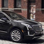 Cadillac XT5 will be unveiled in Dubai, signaling how General Motors is taking the brand global.