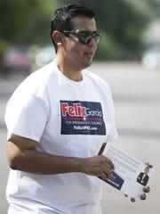Phoenix City Council District 5 candidate Felix Garcia