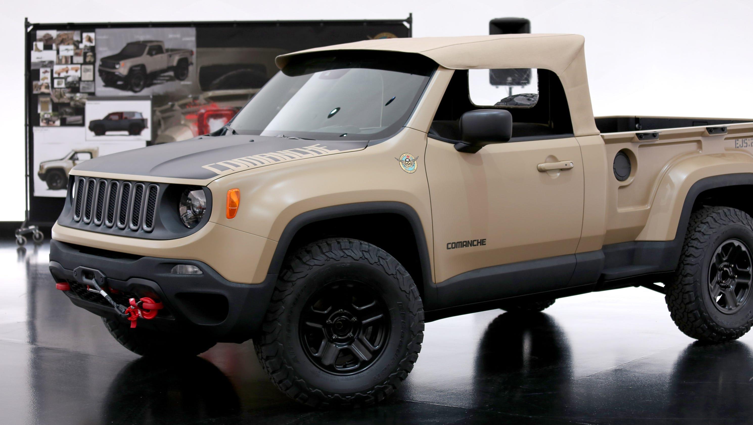 jeep unveils concept vehicles. Black Bedroom Furniture Sets. Home Design Ideas