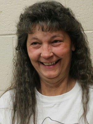 Assault suspect Terry Lynn Christenbury.