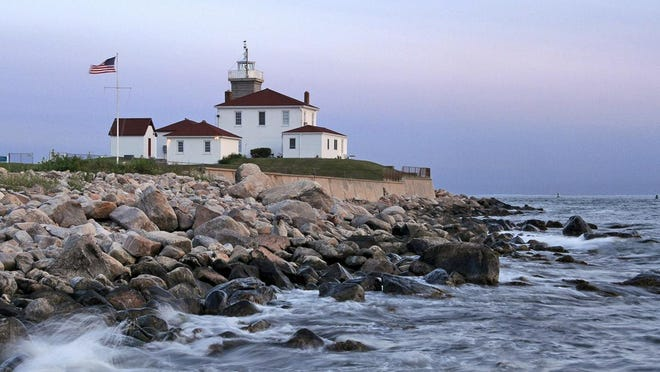 """The U.S. Coast Guard wrote to the state Historical Preservation & Heritage Commission this month to inform it that the Watch Hill Lighthouse was in """"excess to the needs of the Coast Guard"""" and was posted for transfer to the federal General Services Administration, The Sun of Westerly reports."""
