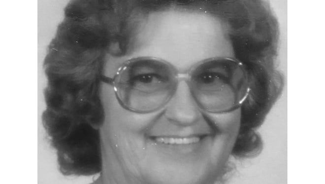 Thelma Myra Roberts