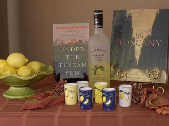 'Under the Tuscan Sun, An Italian Evening with Frances Mayes' will be held Aug. 25 at the Jackson-Madison County Library in downtown Jackson.