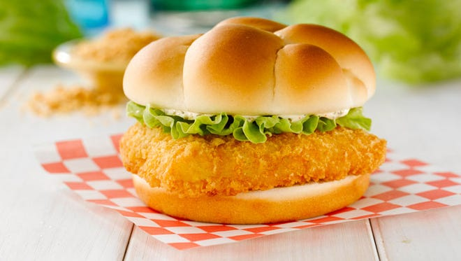 Tis the season for fish sandwiches.