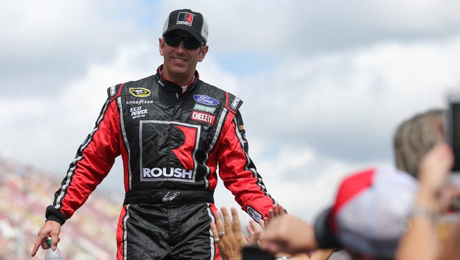 Greg Biffle has competed in 510 NASCAR Cup races, all for owner Jack Roush.