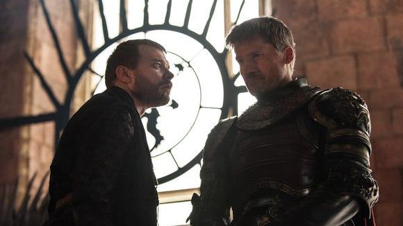 Euron and Jaime
