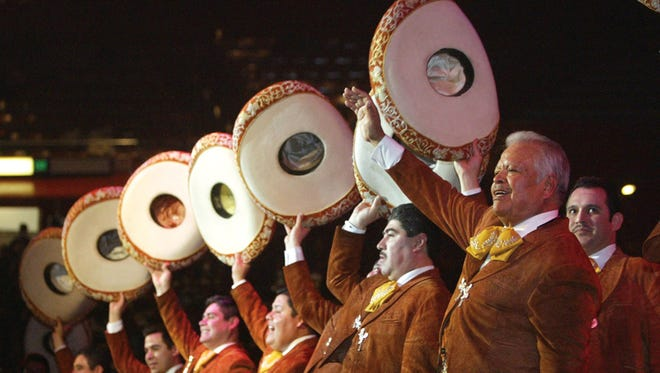 Mariachi Los Camperos de Nati Cano will be performing at the annual Chandler Mariachi Festival.
