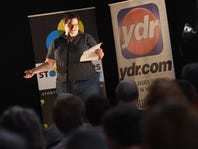 York Storytellers Project: 'Food for thought'