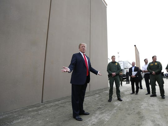 The Democrats have opposed President Trump on border security every step of the way, making it nearly impossible for our Border Patrol agents to do their jobs effectively, Judd writes.
