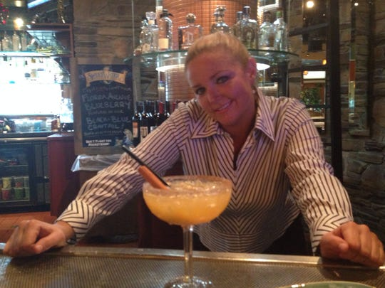 Janelle Kahle of Agave Bar & Grill in Naples.
