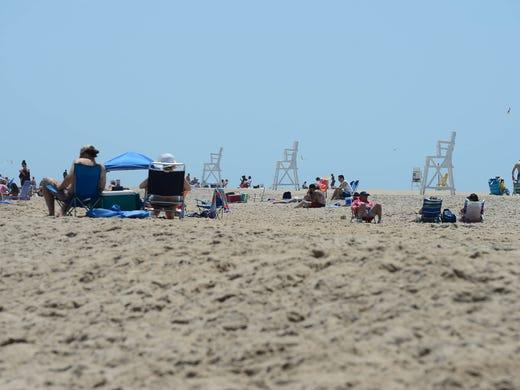 Beach Volleyball Ocean City Md