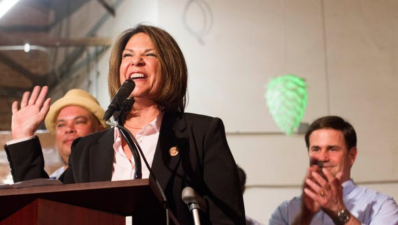 State Sen. Kelli Ward, R-Lake Havasu City, has clarified