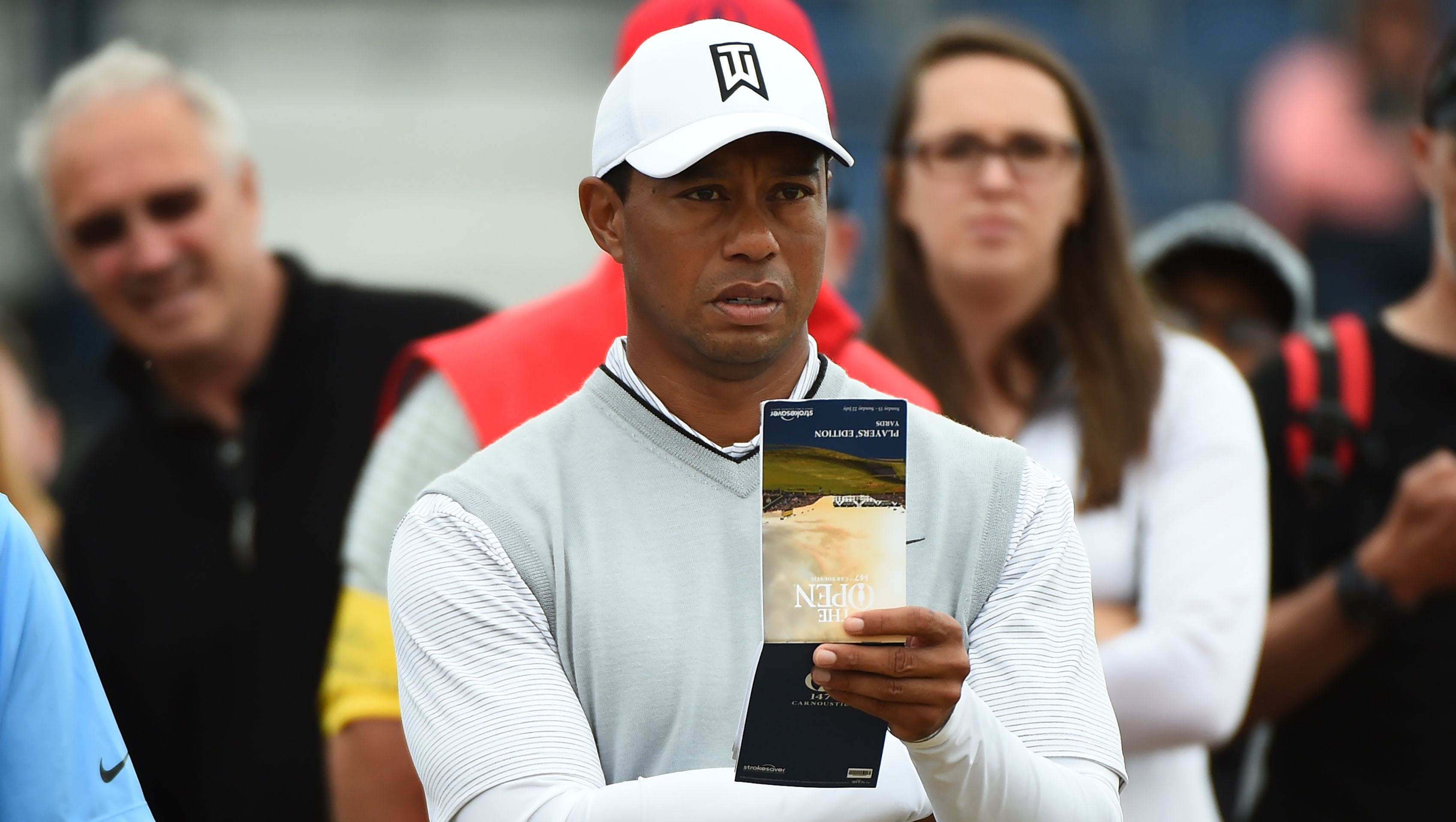 tiger woods u0026 39  opening tee times set for british open at