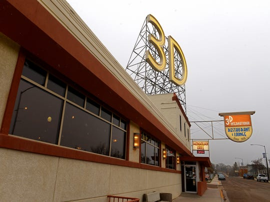 The 3D International on Smelter Avenue is a well known