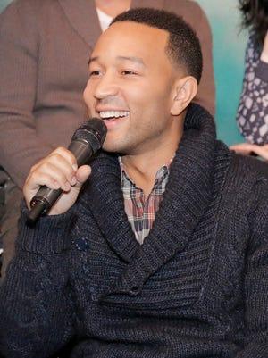 Music superstar John Legend is an executive producer of WGN America's 'Underground.'