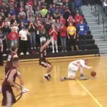 WATCH: Iowa prep basketball game ends with wild buzzer-beater