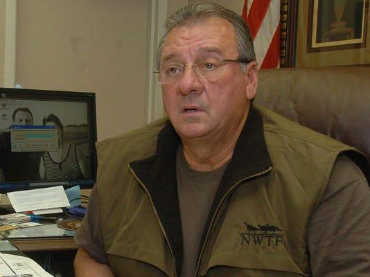 Sheriff Bobby Guidroz
