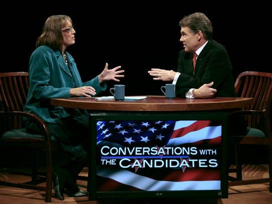 Register columnist Kathie Obradovich talks with Rick