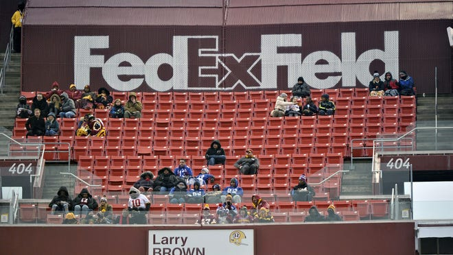 "The title sponsor of the Redskins' stadium wants them to change their name. FedEx said in a statement Thursday, ""We have communicated to the team in Washington our request that they change the team name."""