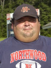 Northwood coach Denis Coody