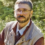 Oregon author Bill Cameron will speak at the Stayton Library Thursday, March 24