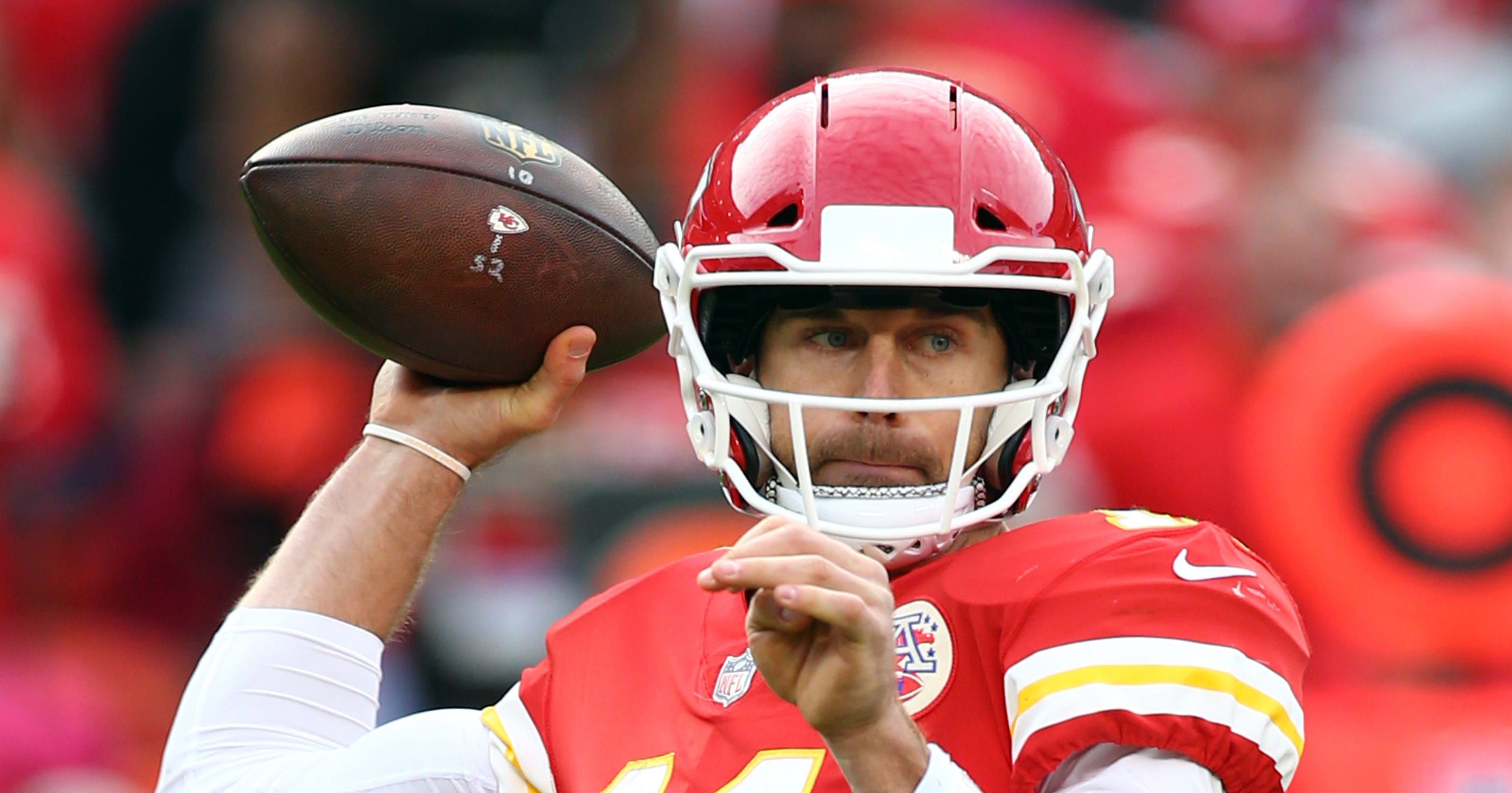 Alex Smith trade  Redskins get fleeced by Chiefs in deal for QB 9a21c6a52