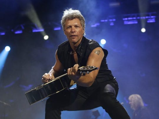 Jon Bon Jovi in 2015.