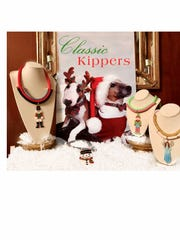 """Mr. Kippers Classic Ladies Collection of """"Statement"""" pieces includes Christmas-themed items"""