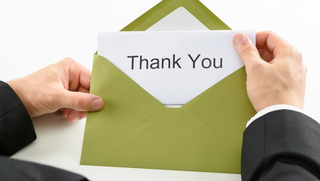 Remember to be thankful for the ordinary aspects of your small business and thank those that help it succeed.
