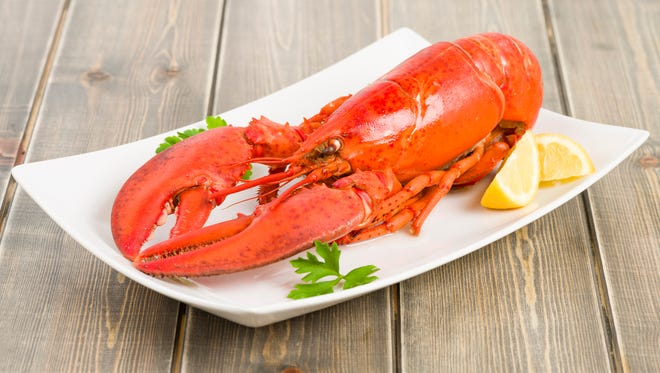 Tis' the season for lobster dinners at the Shore.