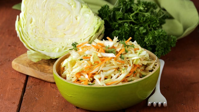 nlike green salads, coleslaw actually improves with marinating, so it's the ultimate make-ahead side dish.