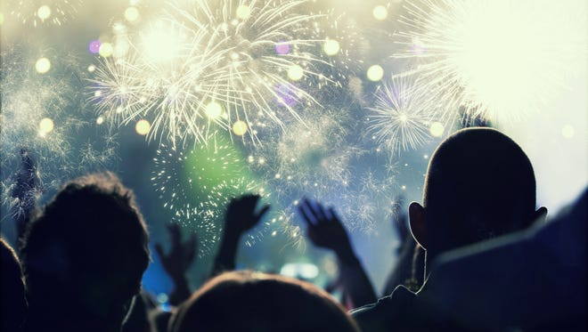 Fireworks laws vary from state to state.