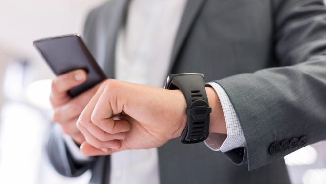 """In the paper, """"Friend or Foe?: Your Wearable Devices Reveal Your Personal Pin,"""" researchers from Binghamton University and the Stevens Institute of Technology describe how, with the help of a computer algorithm, they used data collected by these devices to crack passwords, which they managed to do with 80% accuracy on the first try and more than 90% accuracy after three tries."""
