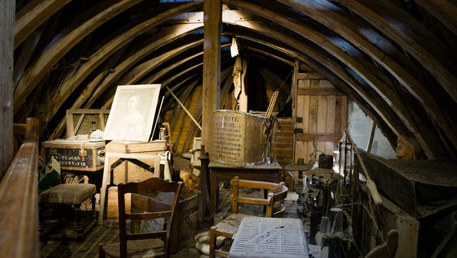 If you can get into your attic, you should inspect it a couple times a year.