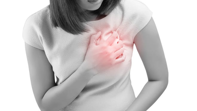 Acute pain possible heart attack