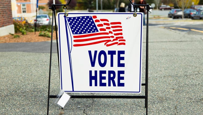 Only your signature and name are required at polling stations for you to vote in Nevada.