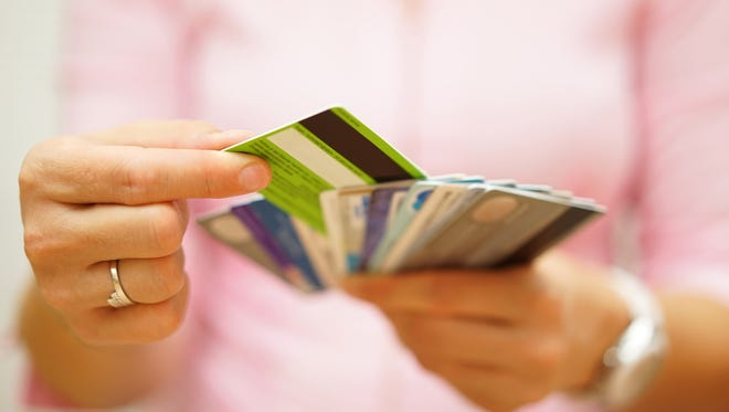 About 15% of accounts regularly pay exactly the minimum in any given month.