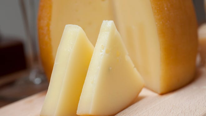 Two cheeses, developed by Wegmans and fully aged in the company's Cheese Caves, took gold medals in their respective categories at American Cheese Society's (ACS) 2018 Judging & Competition.