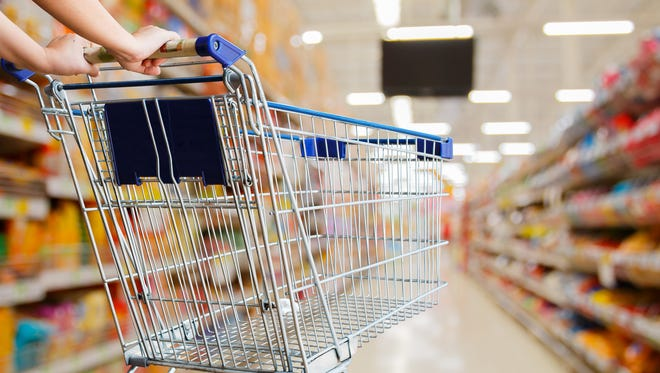 For some families, going to the supermarket isn't a given, if there isn't money to shop with.