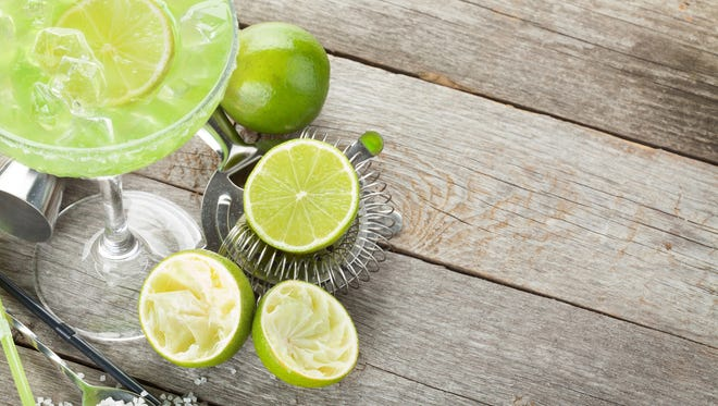 National Margarita Day 2018 is Feb. 22. A national survey found 75 pecent of Americans like the classic cocktail fashioned from tequila, triple sec and citrus.