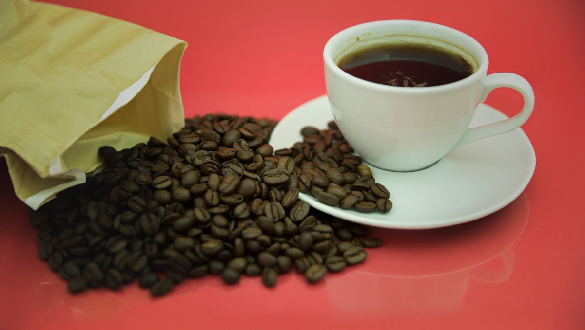 Caffeine may lead to a longer life, new study finds