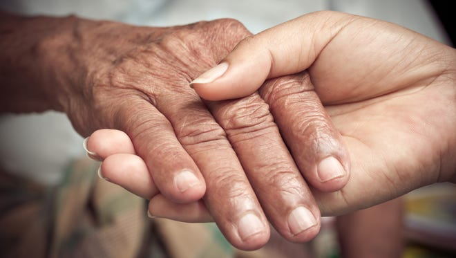 Livingston County has approximately 59,000 caregivers, according to Area Agency on Aging 1-B.