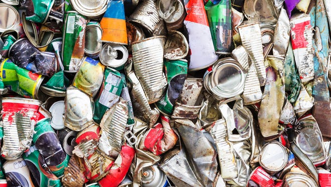 Aluminum cans will be accepted at a new metal recycling facility in Fernley.