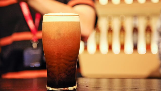 The world will drink 13 million pints of Guinness this St. Patrick's Day.