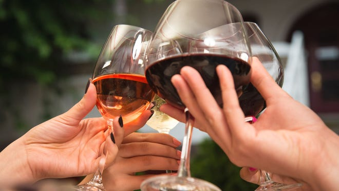 Try different kinds of red wine.