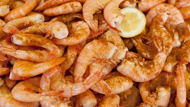 An all-you-can-eat shrimp dinner benefiting Hockessin's Fourth of July festivities will be Friday in Yorlyn.