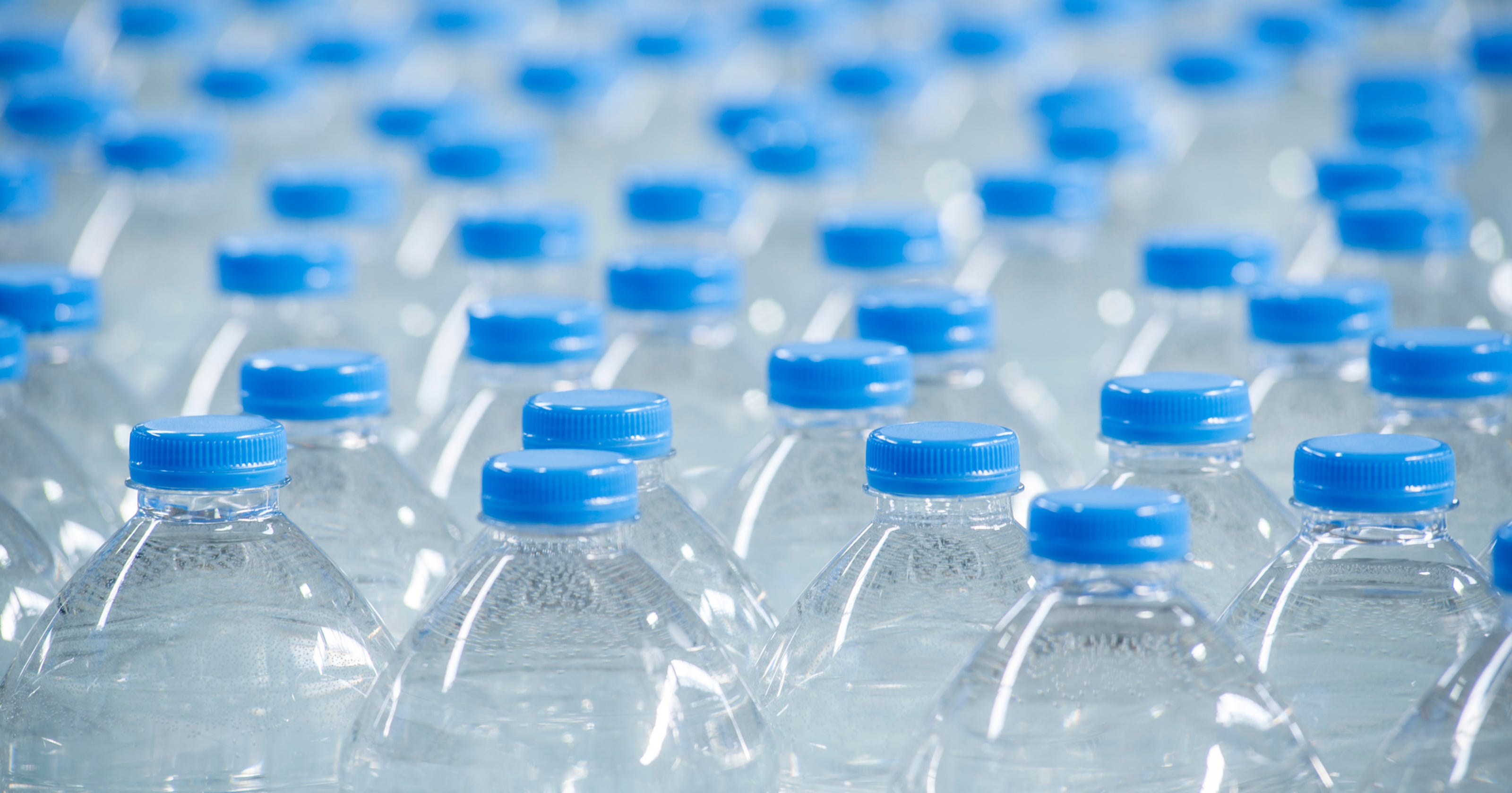 There may be an unsafe amount of arsenic in some bottled water