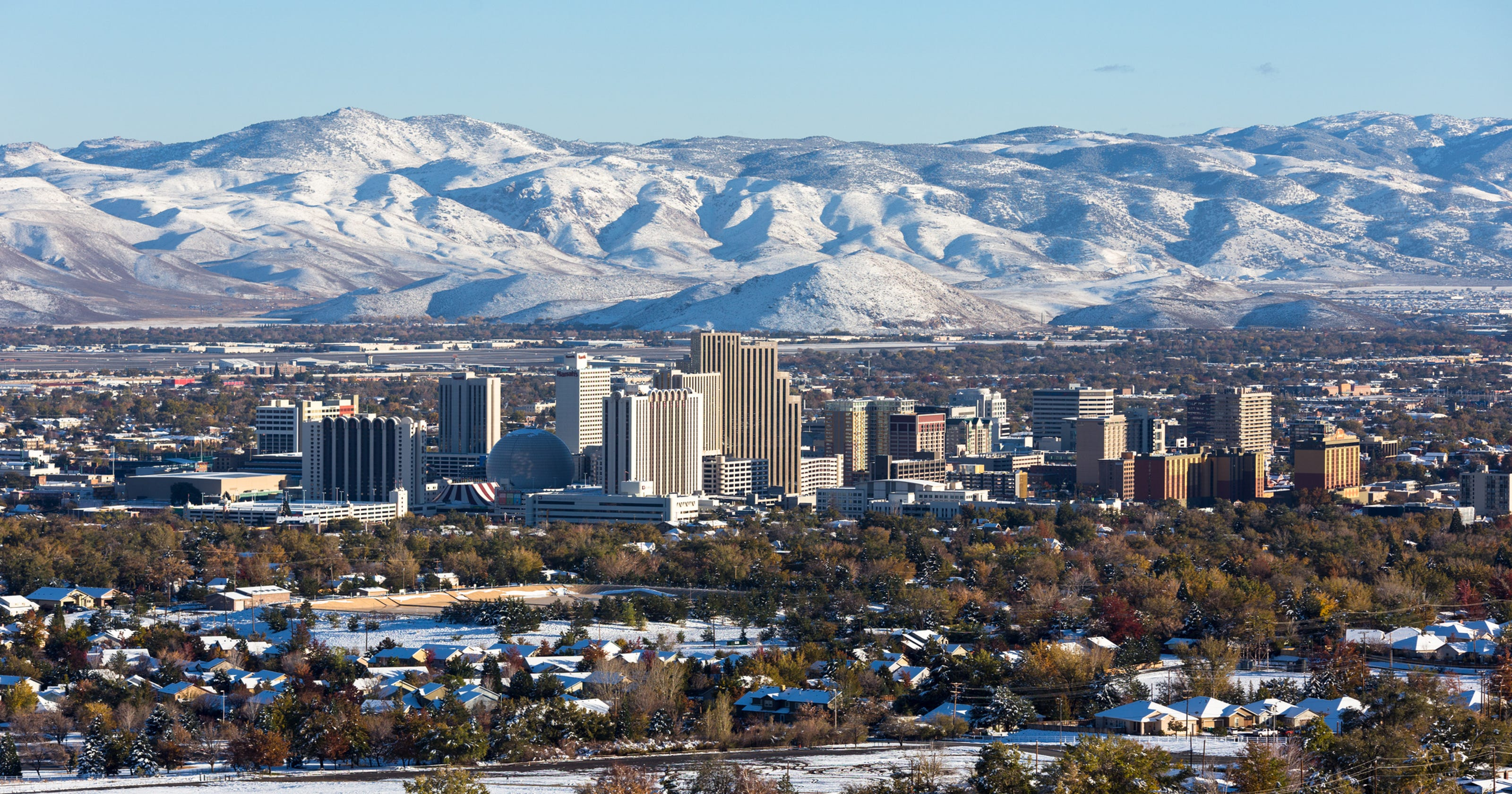 Why Reno is one of America's 25 best towns ever: Chris Murray